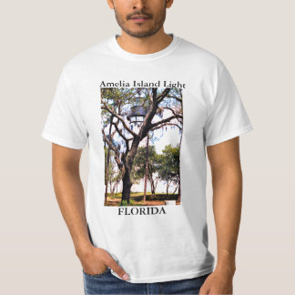 Amelia Island Light, Florida T-Shirt