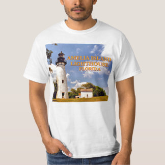 Amelia Island Lighthouse, Florida T-Shirt