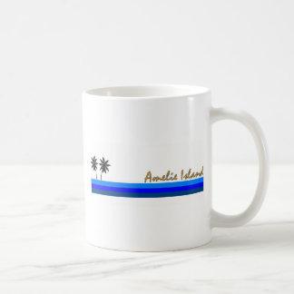 Amelie Island, Florida Coffee Mug