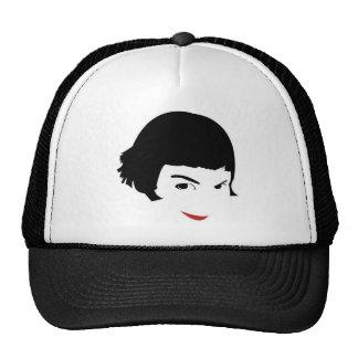Amelie Polain Mesh Hat