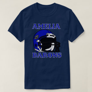 Amella  Barons High School CINCINNATI Ohio T-Shirt