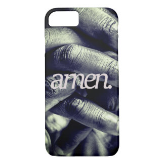 amen. all over print iPhone 8/7 case