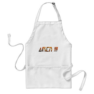 Amen Effet Braise Adult Apron