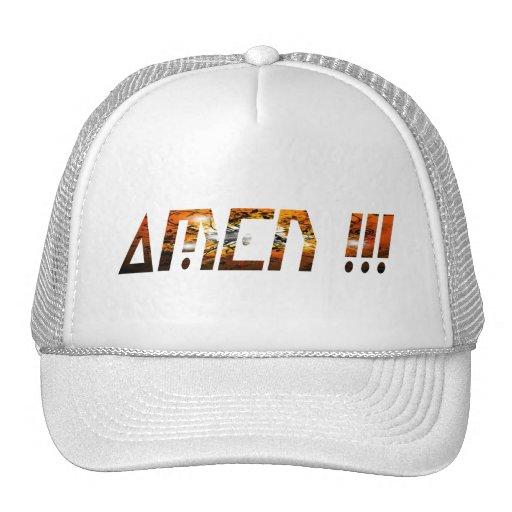 Amen Effet Braise Mesh Hat