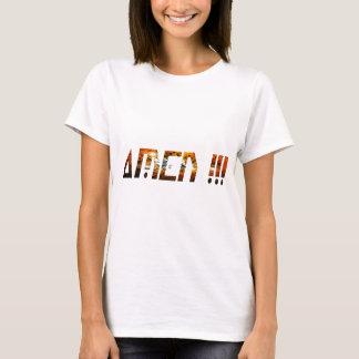 Amen Effet Braise T-Shirt