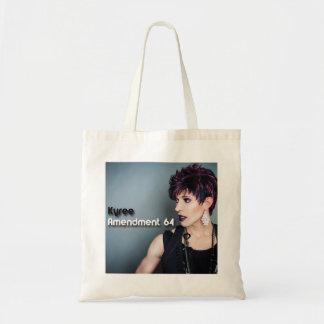 Amendment 64 Album Cover Tote Bag