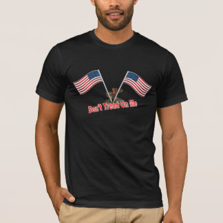 Amer. Don't Tread On By: Antsafire T-Shirt