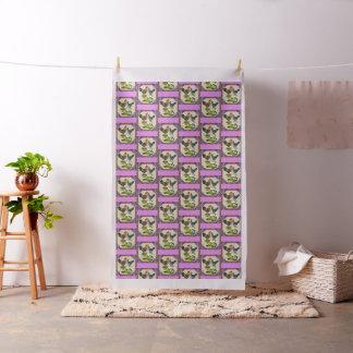 Ameraucana Family Framed Fabric