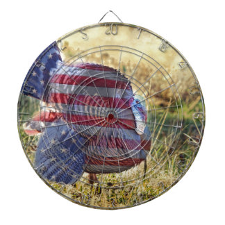 Amercan Wild Turkey Dartboard