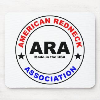Amerian Redneck Association Mouse Pads