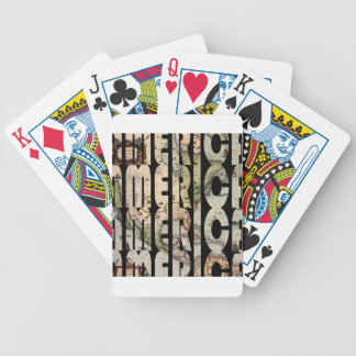 america1610 bicycle playing cards