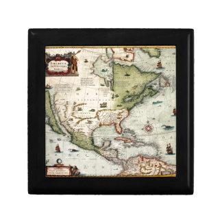 America 1610 gift box
