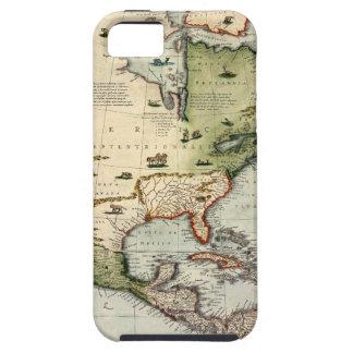 America 1610 iPhone 5 case