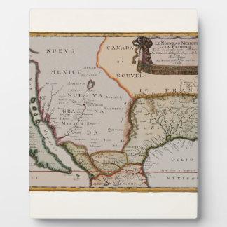 America 1679 plaque