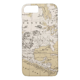 America, about 1670 iPhone 7 case