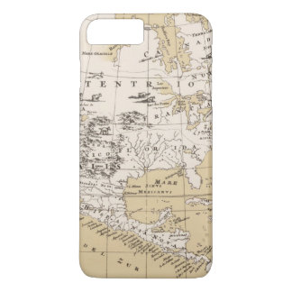 America, about 1670 iPhone 7 plus case