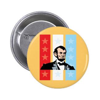America - Abraham Lincoln President United States Pin