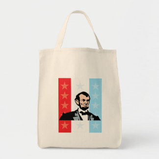 America - Abraham Lincoln President United States Bags