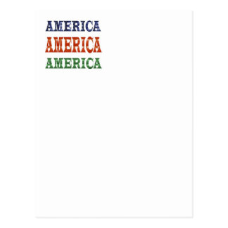 America American USA VALUE Artistic Base LOWPRICE Post Card
