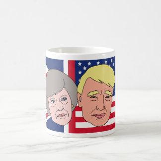 America and Britain Mug