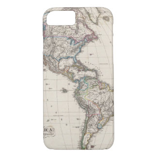 America by Stieler iPhone 7 Case