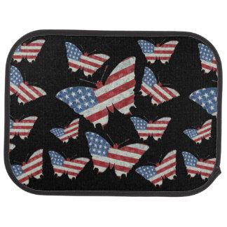 America Car Mat