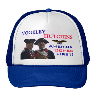 America Comes First Cap
