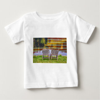 America Day Dreaming For Two Baby T-Shirt