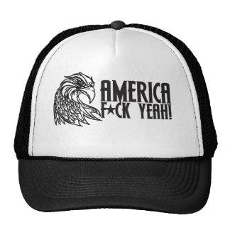 America F Yeah Cap