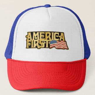 AMERICA FIRST CAPS