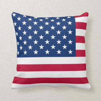 America flag American USA Cushion