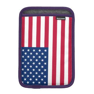 America flag American USA iPad Mini Sleeve
