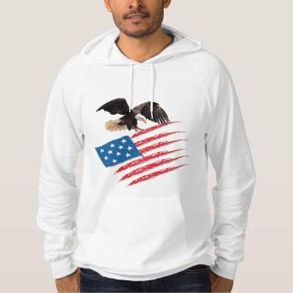 America Flag Hoodie