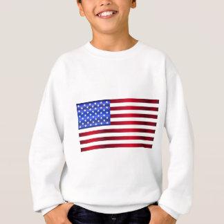 america-Flag Sweatshirt