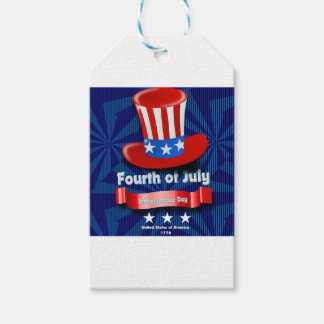 America Gift Tags