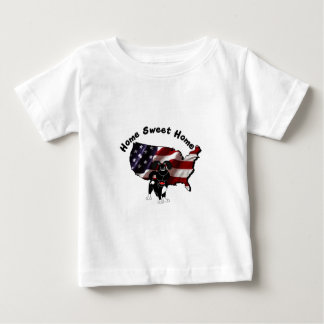 America: Home Sweet Home - USA Silhouette Shirts