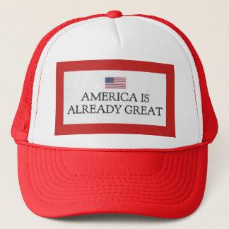 America is Already Great Truck Hat