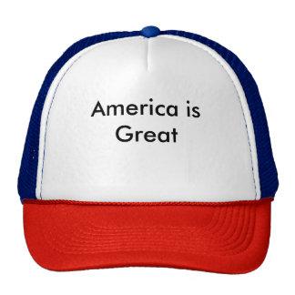 America is great cap