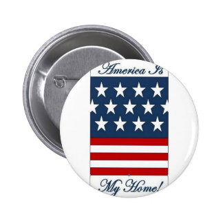 America_Is_My_Home Pin