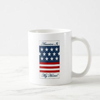 America_Is_My_Home Coffee Mug