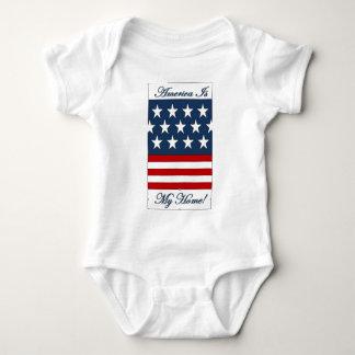 America_Is_My_Home Tshirts