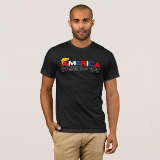 America It's Going to be Yuge Men's T-Shirt