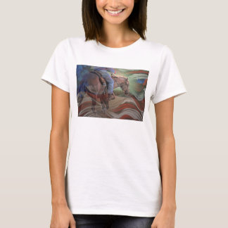 America....let freedom rein! T-Shirt