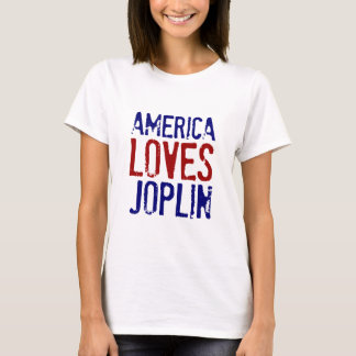 AMERICA LOVES JOPLIN T-Shirt