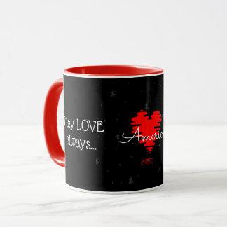 America/May love find a way Mug