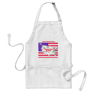 America Means Business Apron