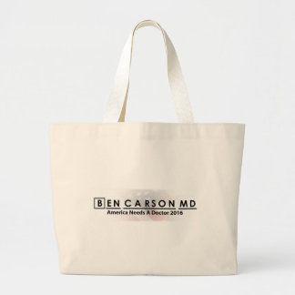 America Needs A Doctor! Jumbo Tote Bag