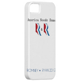 America Needs Some R&R - iPhone Case iPhone 5 Cases