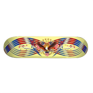 America Not Forgotten MP-1 Please See Notes 21.6 Cm Skateboard Deck