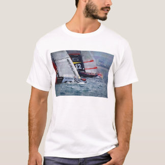 america s cup Sailing, sailboat, sailboat race T-Shirt
